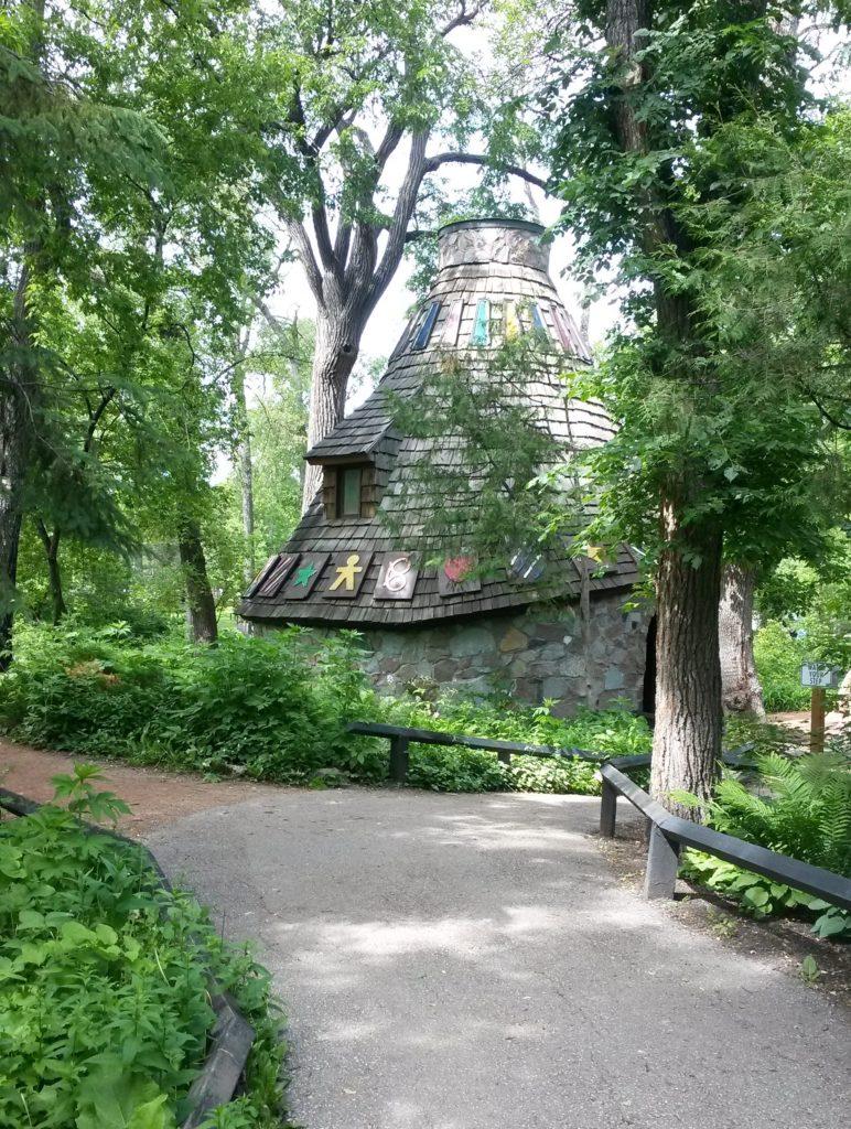 Witch's Hut at Kildonan Park Winnipeg