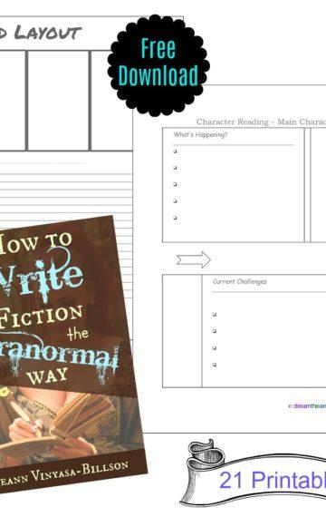 Paranormal Fiction Writing